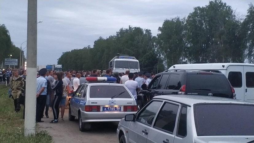 Суд арестовал 15 фигурантов дела о массовой драке в Чемодановке