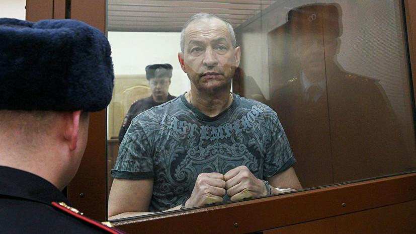 Экс-глава Серпуховского района порезал себе руку в суде