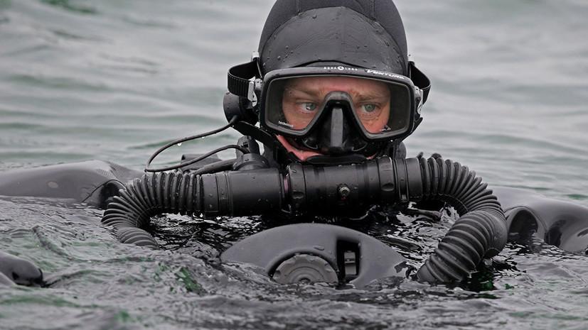 Спасательные суда ЧФ провели учения по оказанию помощи аварийному кораблю