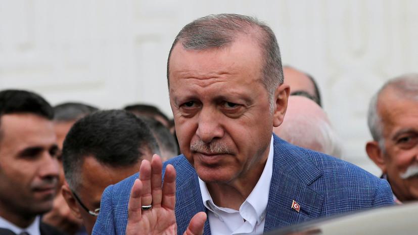 Эрдоган не считает «обыкновенной» смерть Мурси