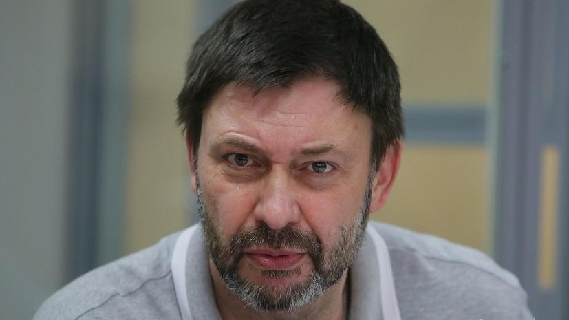 Адвокат: Вышинский не признает вину ни по одному пункту обвинения
