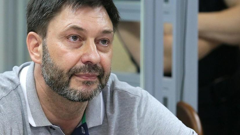 Вышинский не признал вину по обвинительному акту