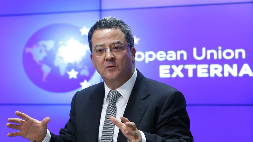 Лавров посоветовал послу Швейцарии поговорку на случай введения санкций