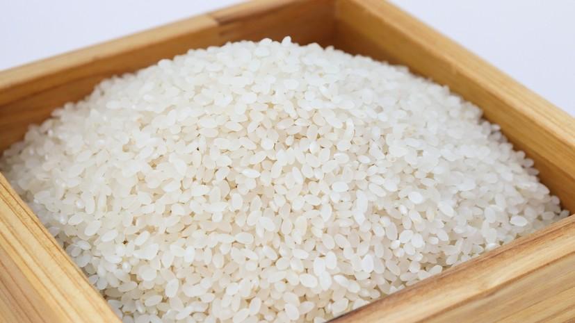 Южная Корея отправит в КНДР 50 тысяч тонн риса