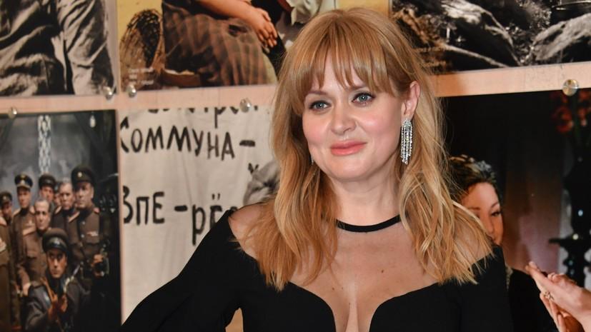 Анна Михалкова получила премию «ТЭФИ-Kids»