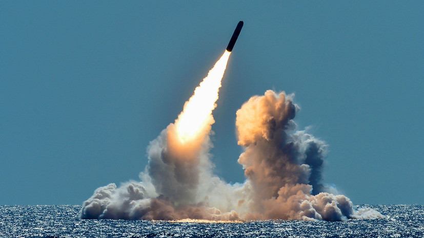 «Войны будущего»: в США призывают создать ядерные боеприпасы малой мощности для противостояния России