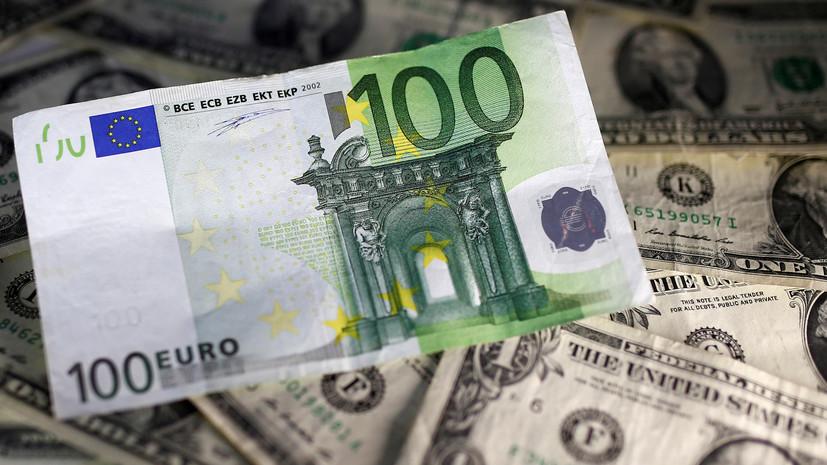 Валютный рычаг: может ли глобальное ослабление евро привести к торговой войне США и ЕС