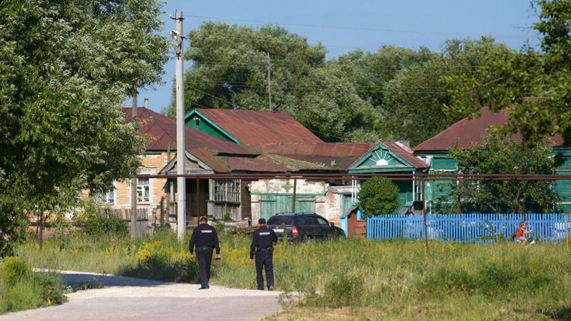 Дома покинувших Чемодановку цыган взяты под охрану