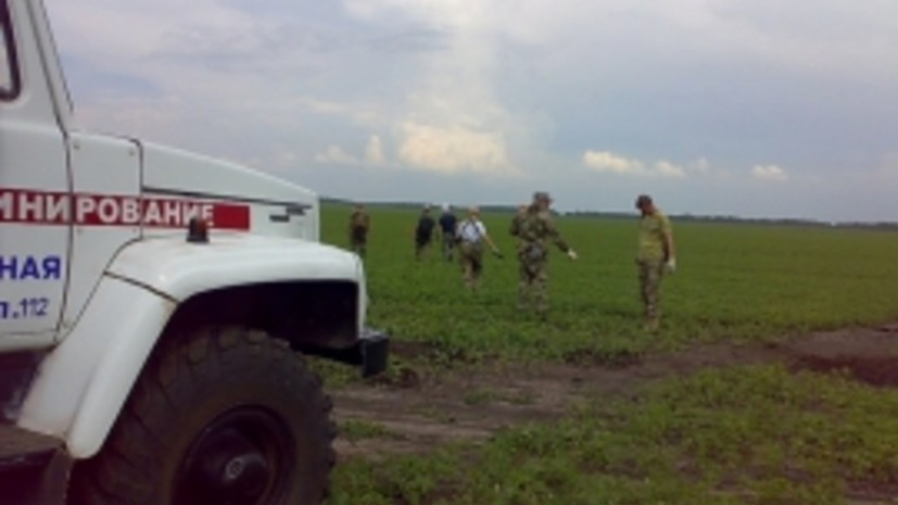 В Курской области обезвредили боеприпасы времён Великой Отечественной войны