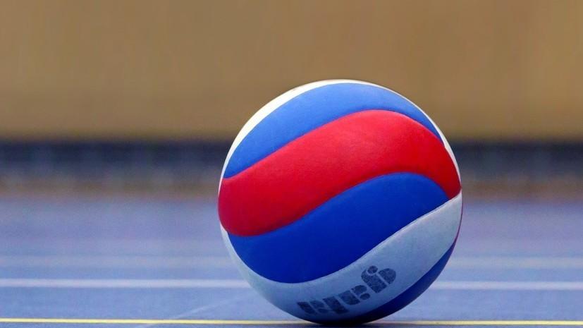 Женская сборная России по волейболу уступила Таиланду в Лиге наций