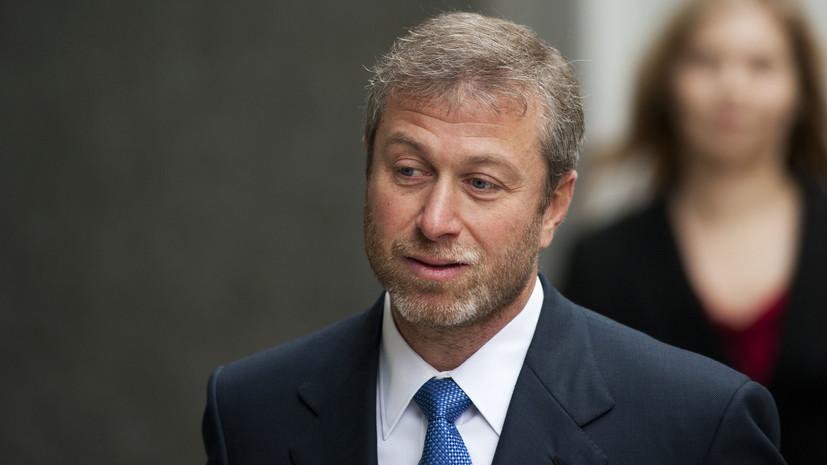 СМИ сообщили о планах Абрамовича купить виллу в Израиле за $63 млн