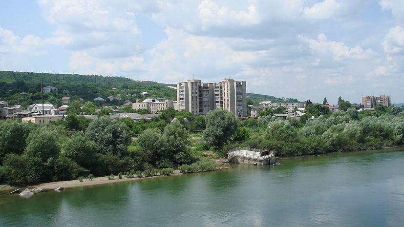 В Молдавии частично обрушился девятиэтажный жилой дом