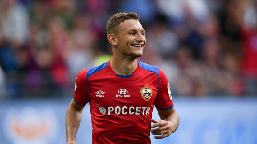 Бабаев заявил, что ЦСКА не получал предложений по Чалову