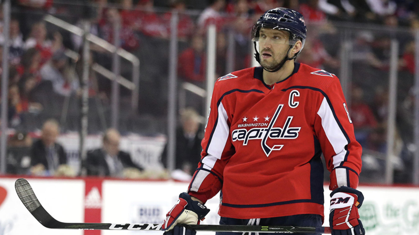 Василевский, Кучеров и Овечкин включены в первую символическую сборную НХЛ