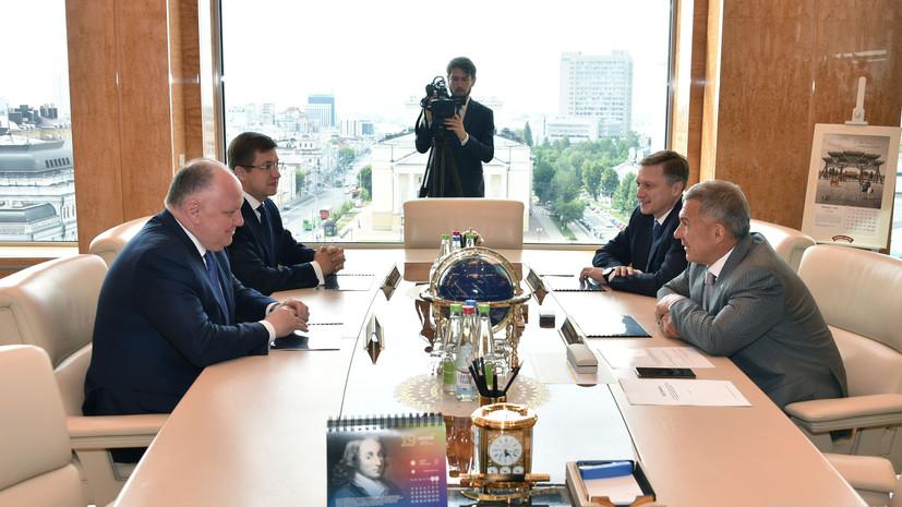 Предприятия ОПК Татарстана произвели на экспорт продукции на $500 млн