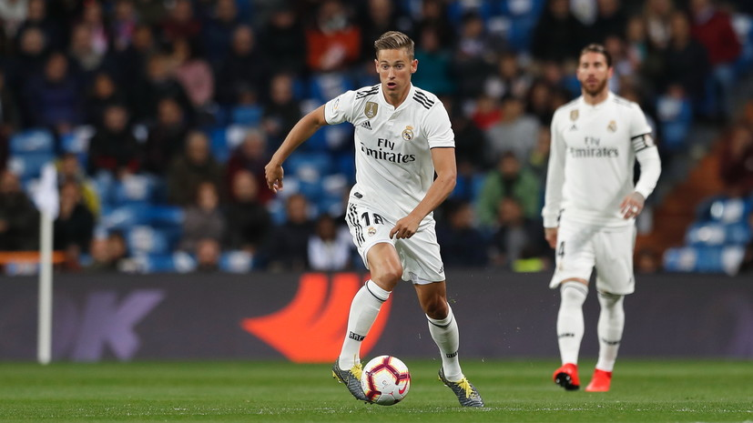 «Атлетико» объявил о трансфере футболиста «Реала»
