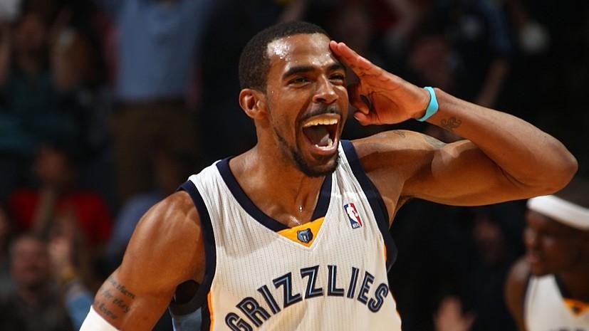 «Мемфис» обменял одного из самых высокооплачиваемых игроков НБА Конли в «Юту»