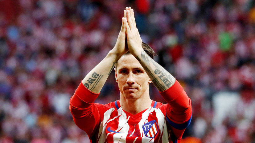 «После 18 захватывающих лет в футболе»: автор золотого гола на Евро-2008 Торрес объявил о завершении карьеры