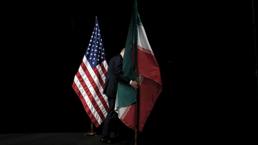 КСИР: Иран принял решение не сбивать летевший за БПЛА самолёт США