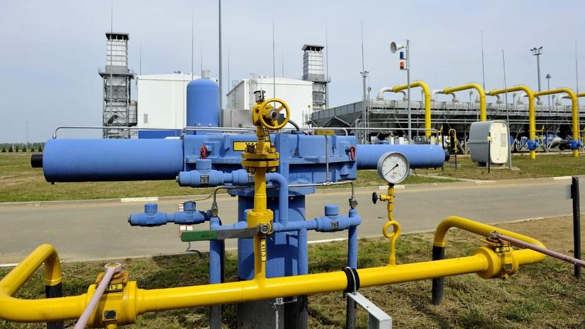 «Укртрансгаз» снова заявил об угрозе остановки прокачки газа по ГТС