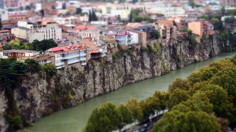 АТОР: российским туристам предложат возврат средств за путёвки в Грузию