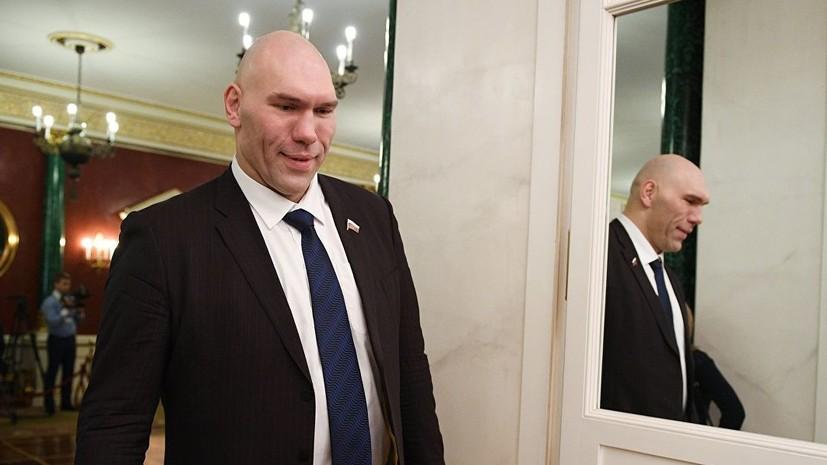 Валуев признался, что уже 10 лет борется сопухолью мозга