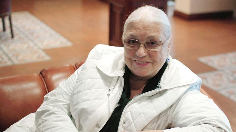 Представитель Алибасова рассказал о состоянии Федосеевой-Шукшиной