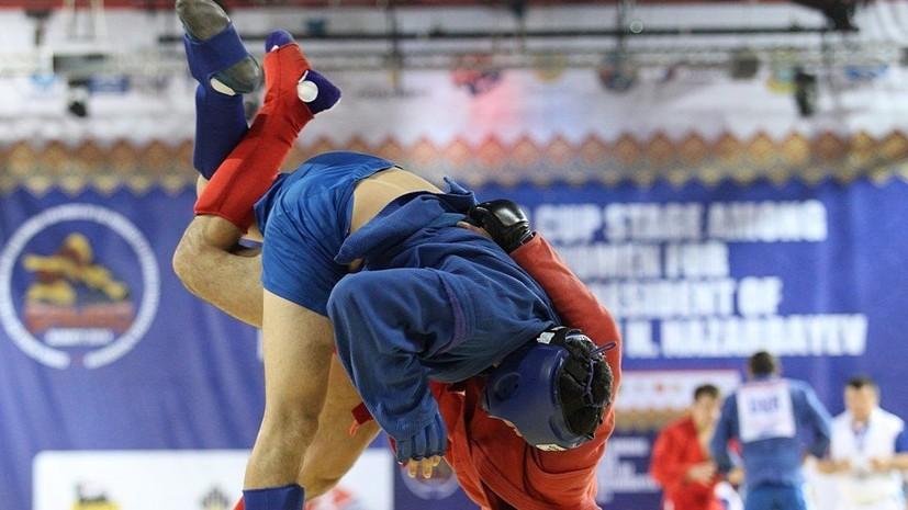 Российская самбистка Амбарцумян завоевала бронзу Европейских игр в категории до 72 кг