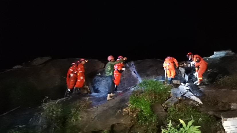 Число пострадавших при землетрясении в Китае превысило 30