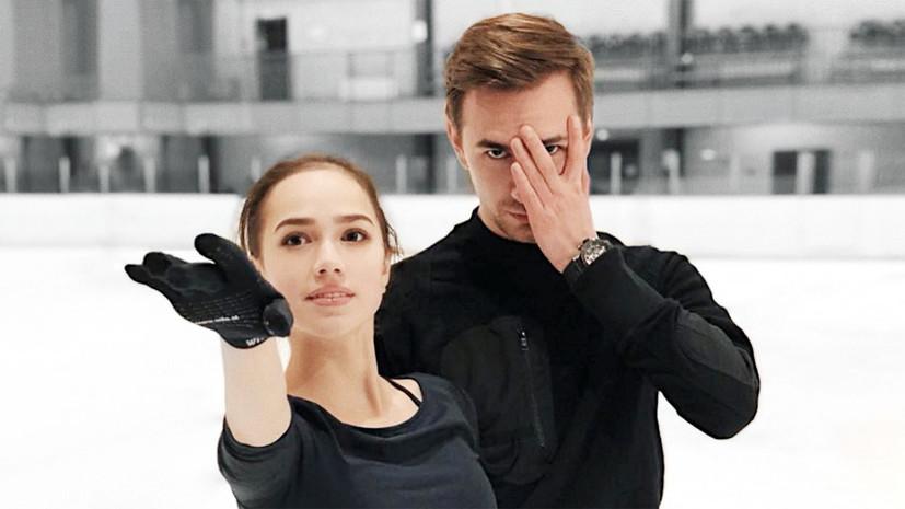 «Не спросил разрешения»: хореограф Загитовой извинился перед обвинившей его в плагиате танцовщицей из США