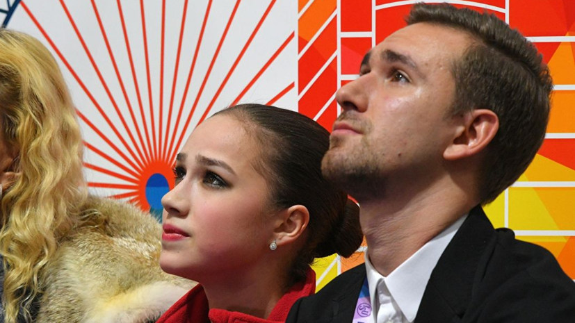 Американский хореограф заявила, что не имеет претензий к Загитовой