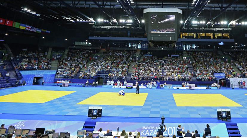 Самбист Кубарков завоевал бронзу на Европейских играх