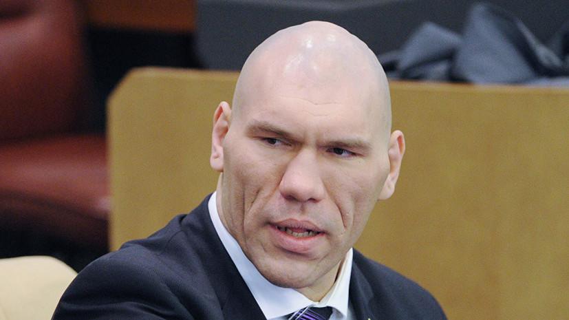 Валуев опроверг слухи о том, что болен раком