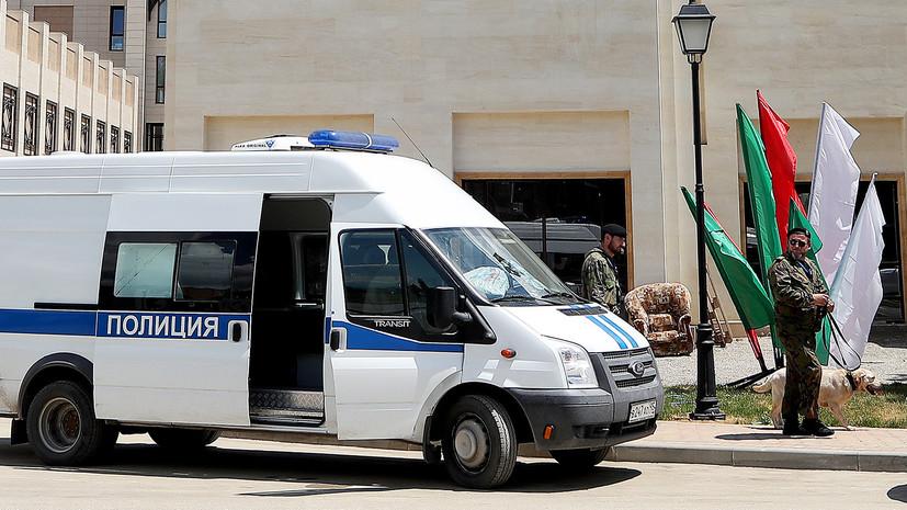 «Среди гражданского населения пострадавших нет»: что известно о нападении на полицейских в Грозном