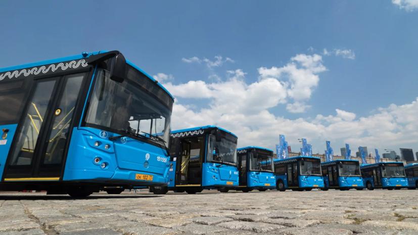 В Москве планируют запустить электробусы ещё на восьми маршрутах