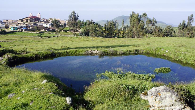 Путь воды: учёные решили возродить древнюю систему борьбы с засухой на перуанском побережье
