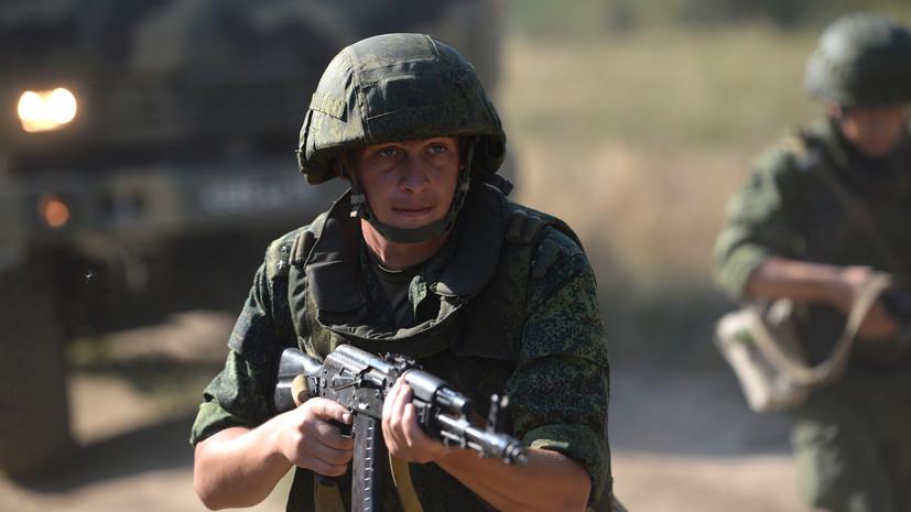 В проверке ЦВО принимают участие около 150 тысяч военнослужащих