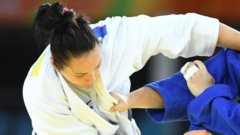 Дзюдоистка Чибисова стала третьей в категории свыше 78 кг на Европейских играх
