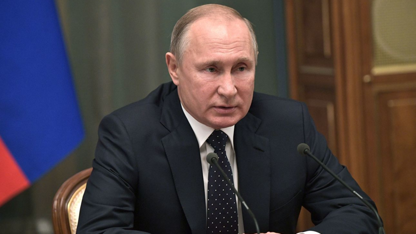 Эксперт прокомментировал заявление Путина о новой стратегии по ВТС