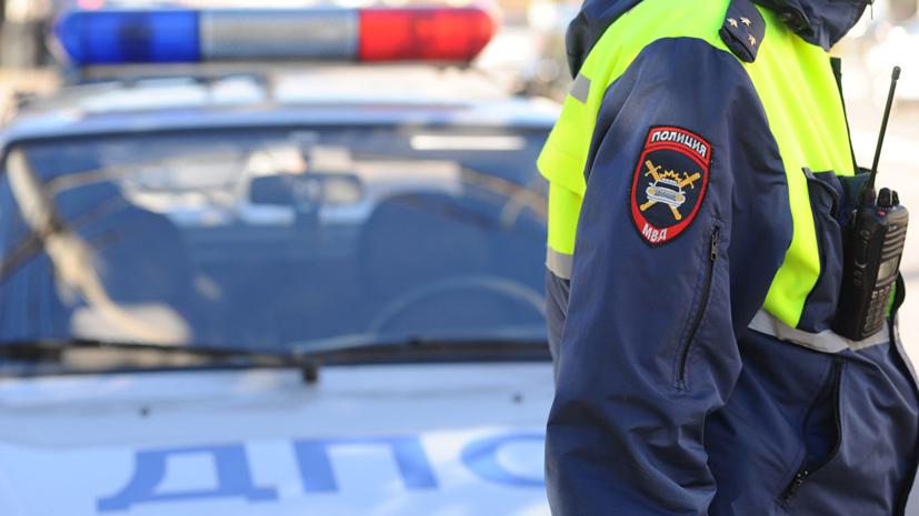Власти Петербурга обсудили меры по снижению числа ДТП