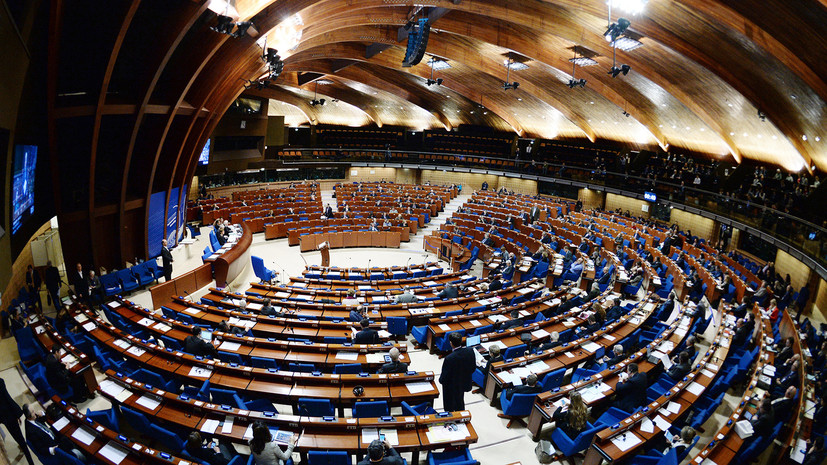 Делегация Украины в ПАСЕ сорвала выступление депутата Сербии по Крыму