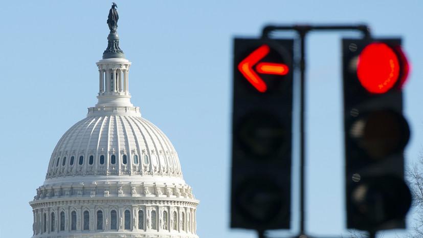 В Иране прокомментировали новые санкции Вашингтона