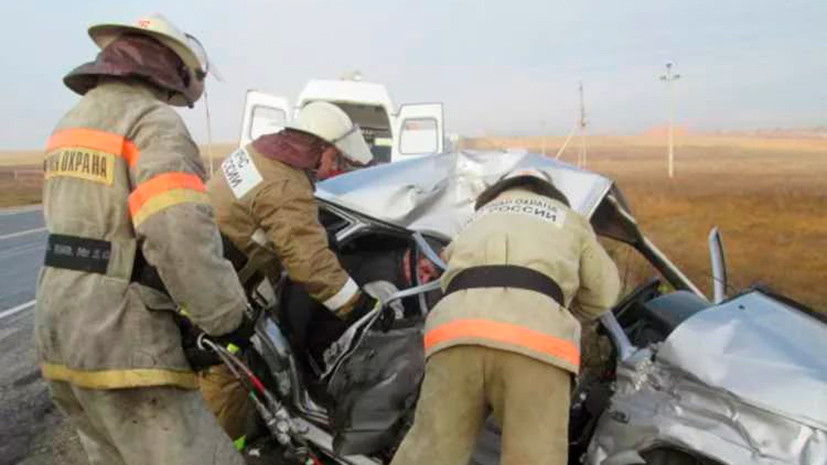 Девять человек госпитализированы из-за ДТП в Челябинской области