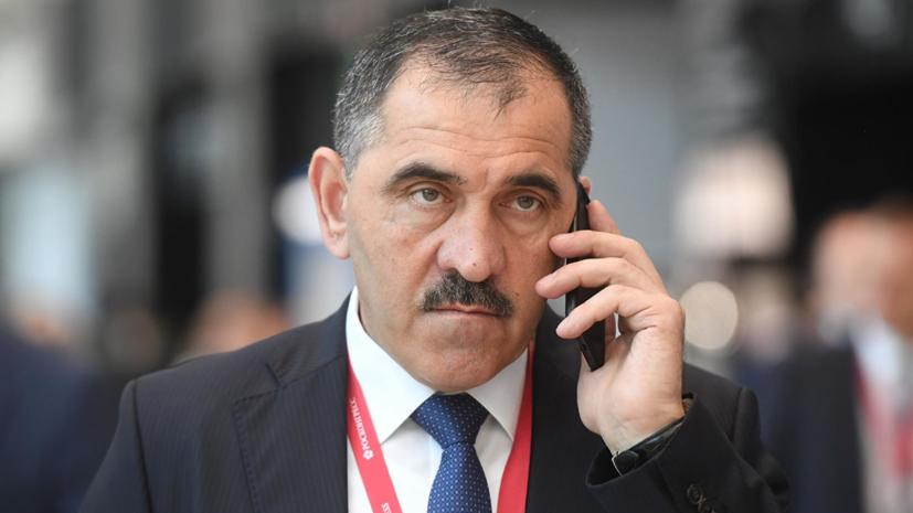 В Кремле прокомментировали решение Евкурова уйти в отставку