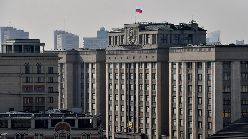 В Госдуме ответили на угрозы генсека НАТО из-за ситуации с ДРСМД