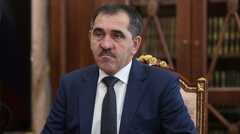 Кадыров оценил прошение об отставке главы Ингушетии
