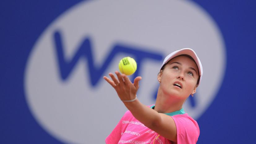 Калинская победила Костюк в первом круге квалификации Уимблдона
