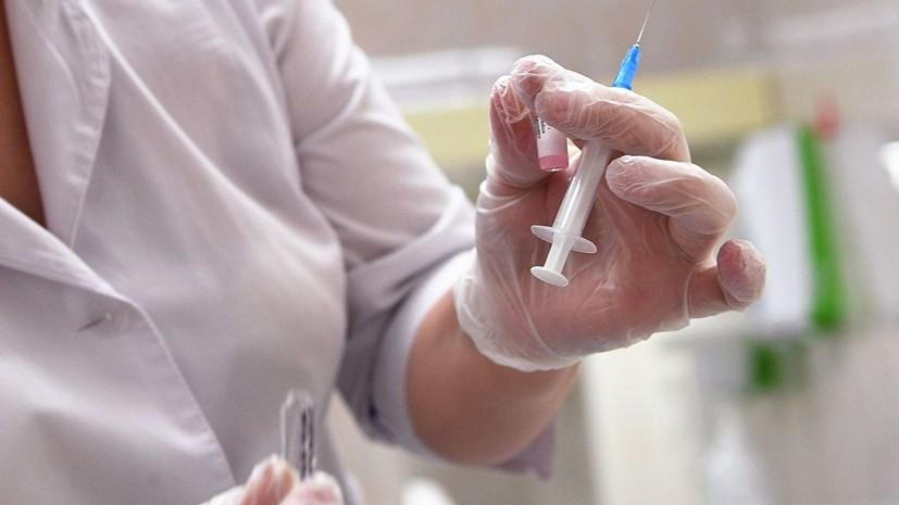 Более 2,5 млн россиян сделали прививки от клещевого энцефалита с начала года