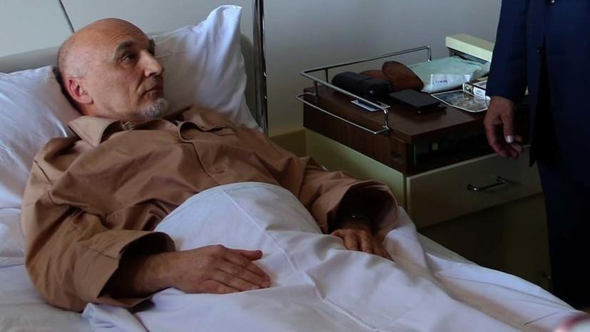 Раненного в Косове российского сотрудника ООН выписали из больницы