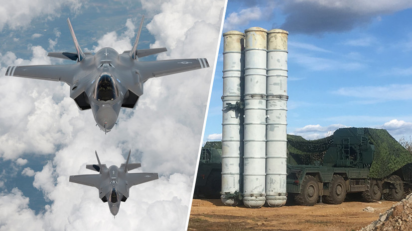 «Ищут новые пути сорвать сделку»: США заявили о невозможности получения Турцией систем С-400 вместе с самолётами F-35